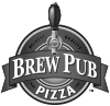 BrewPub Pizza Logo