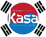 Korean American Student Association (KASA) Logo