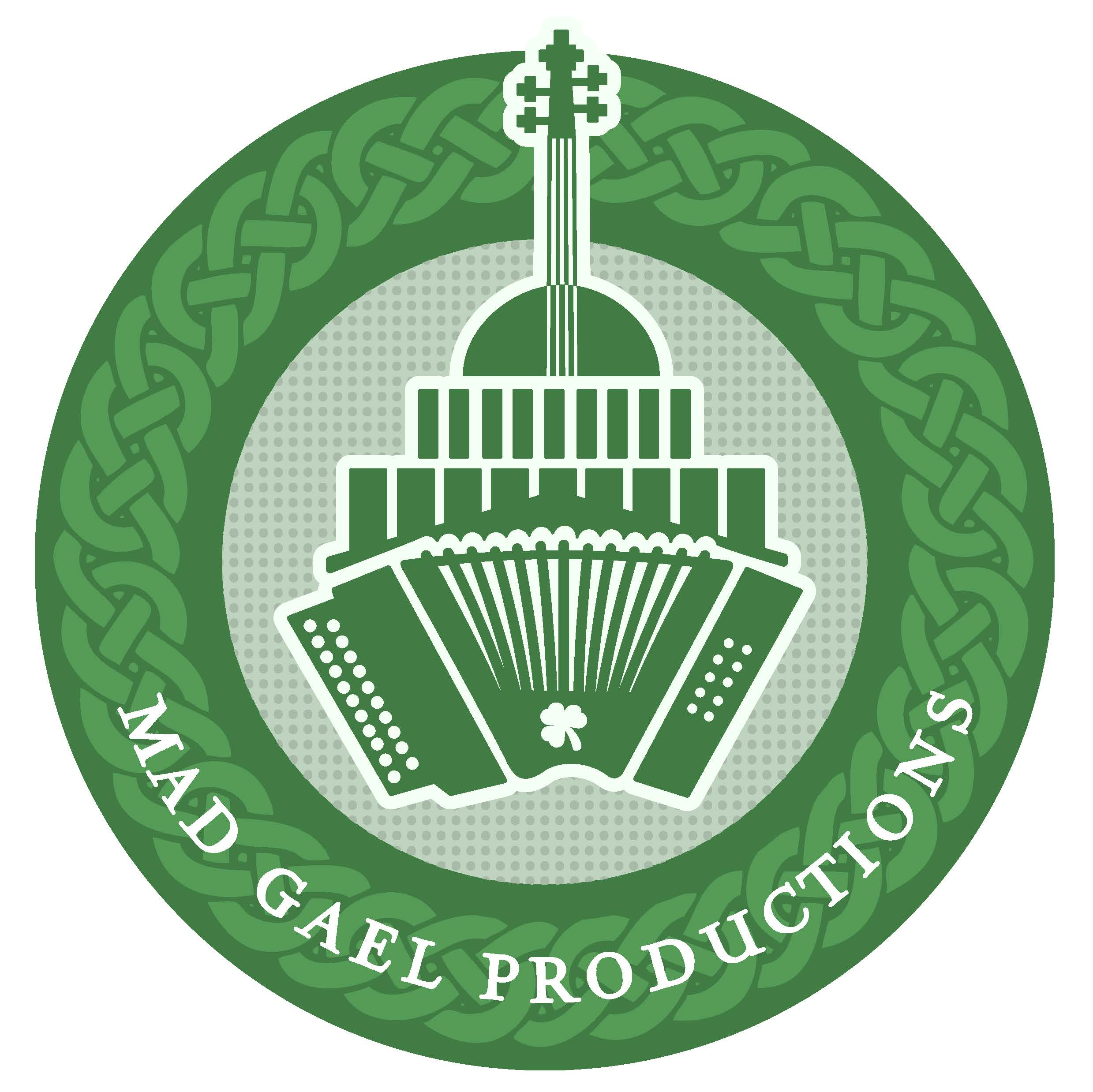 Mad Gael Productions Logo