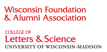 UW-Madison College of Letters and Science, Wisconsin Foundation & Alumni Association Logo